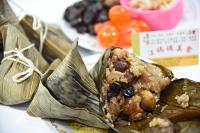端午節粽子、人氣肉粽推薦江媽媽美食 香菇蛋黃肉粽20入❤高雄❤好吃粽子