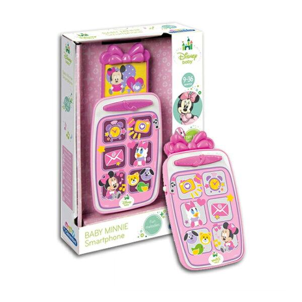 【美國Disney迪士尼】米妮智慧手機CL14950