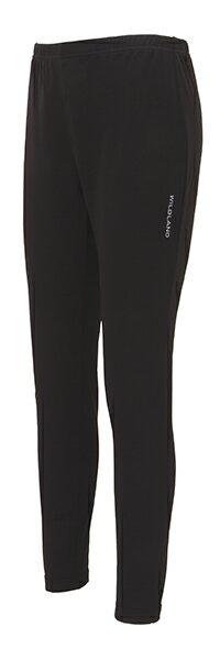 【【蘋果戶外】】荒野 W2658-54 Wildland 黑 中性 遠紅外線9分褲 遠紅外線/內搭/透氣/彈性/保暖褲