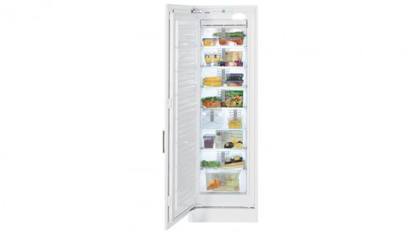 【新款上市】嘉儀 德國LIEBHERR利勃全嵌式冷凍櫃 SIGN3576 熱線07-7428010