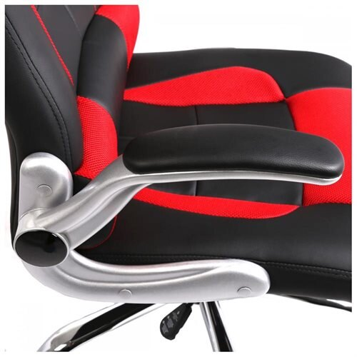 New Red High Back Racing Car Style Bucket Seat Office Desk Chair Gaming  Chair C55 2