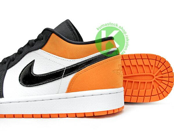 2019 經典重現 復刻鞋款 NIKE AIR JORDAN 1 LOW SHATTERED BACKBOARD 低筒 男鞋 白黑橘 小灌碎 灌碎藍框 AJ (553558-128) ! 3