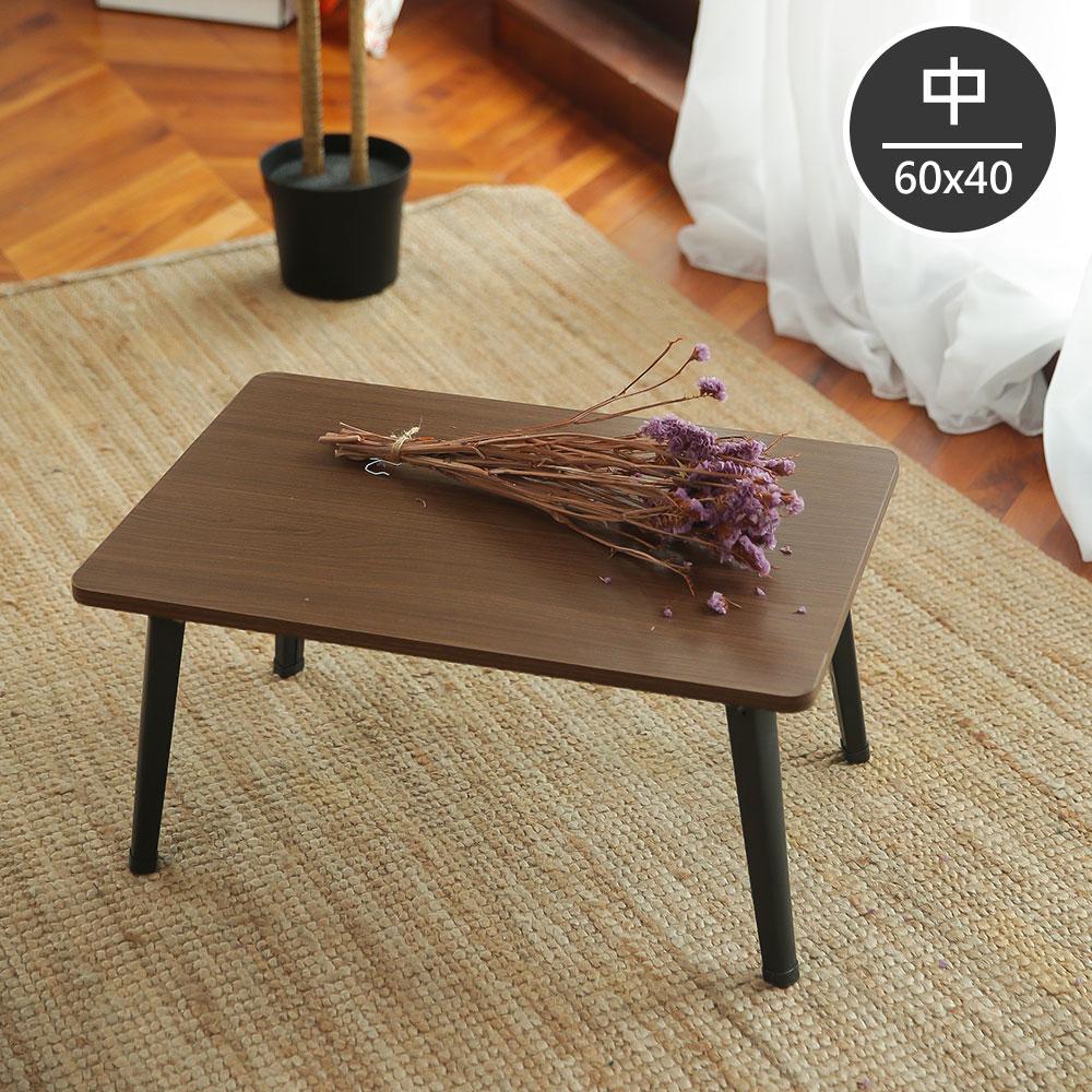 茶几桌 / 矮桌 / 和室桌 日式方形摺疊桌60X40 完美主義【F0065】 0