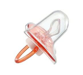 小獅王辛巴糖果拇指型安撫奶嘴-粉色(初生)-S19041