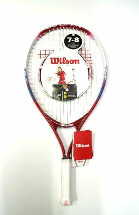 [陽光樂活=] Wilson US OPEN 23 青少年網球拍 (穿線) - WRT210200【12/7單筆滿499結帳輸入序號 12SS100-4 再折↘100   單筆滿1200結帳輸入序號 ..
