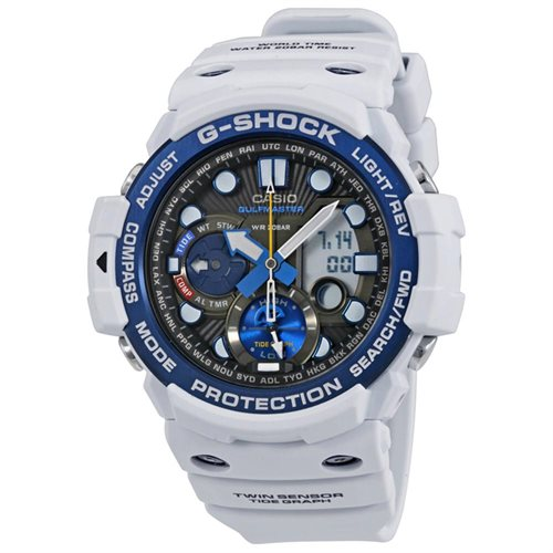 Casio G-Shock Gulfmaster Compass Thermometer Watch GN1000C-8A