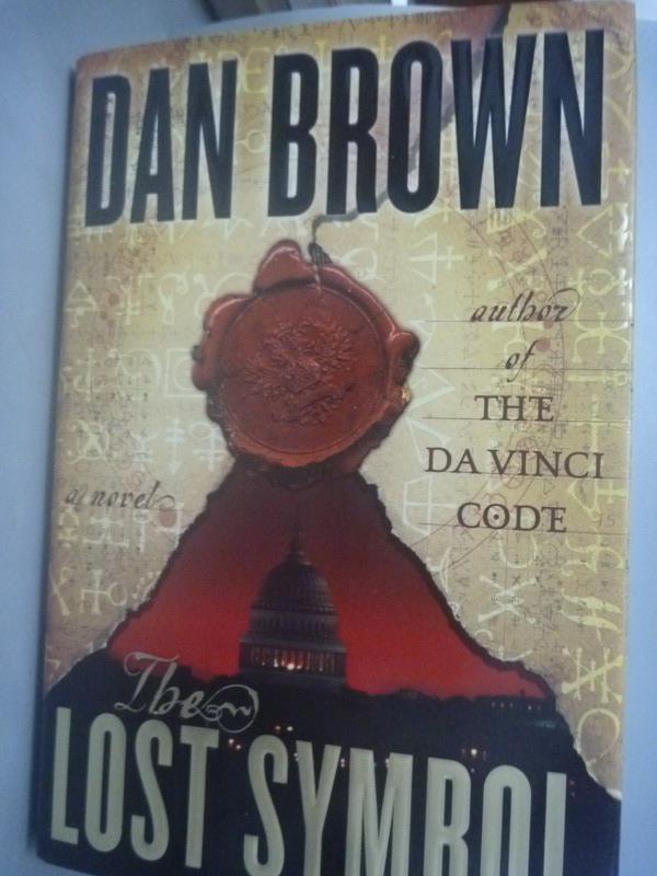 ~書寶 書T3/原文小說_ZDY~The Lost Symbol_Brown Dan