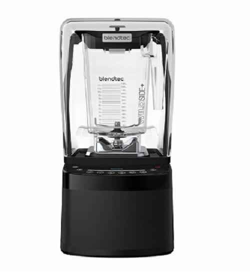 【10年保】美國Blendtec高效能食物調理機專業800 -尊爵黑-professional 800