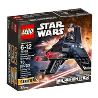 樂高積木LEGO《 LT75163》STAR WARS 星際大戰系列 -Krennic's Imperial Shuttle™ Microfighter