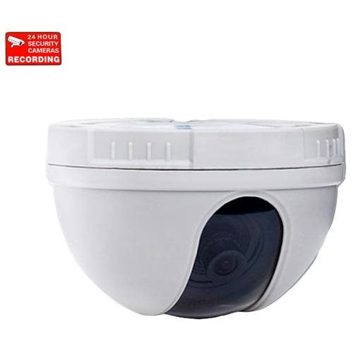 VideoSecu Dome CCTV Wide Angle View Security Camera  CCD for Home Surveillance DVR System 1CZ 0