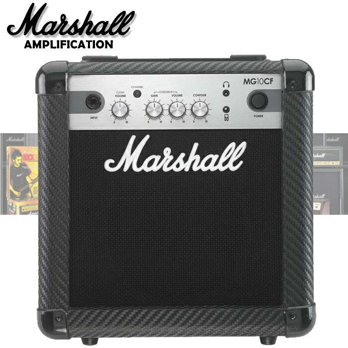 【非凡樂器】『英國名牌 Marshall MG-10CF』經典電吉他音箱 MG10CF 原廠全新未拆封