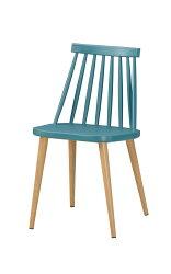 【石川家居】CM-522-5 艾美造型椅 共五色 藍色下標頁面 台北到高雄滿五千享折扣/滿三千搭配車趟免運