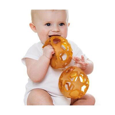 【悅兒樂婦幼用品?】hevea 零歲寶寶健力球-寶貝星球