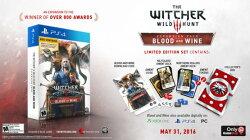 現貨供應中 亞洲中文版 [普遍級] PS4 巫師 3:狂獵 - 血與酒 資料片
