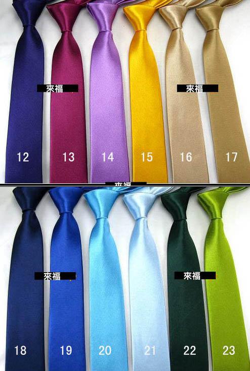 *來福*37CM拉鍊領帶免打領帶超多色窄版領帶窄領帶,直購69元,現+預7-10