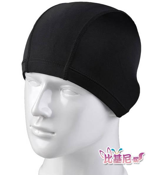 來福,VV1布面泳帽可搭配泳衣比基尼,售價100元