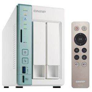 *╯新風尚潮流╭* QNAP X51A NAS 網路儲存設備 私有雲 4GB RAM 可裝2顆硬碟 TS-251A-4G