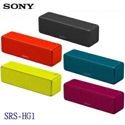 ★ 檯面出清 ★ 【零利率免運】SONY 新力索尼 SRS-HG1 可攜式無線藍牙喇叭 無線喇叭 藍牙 公司貨