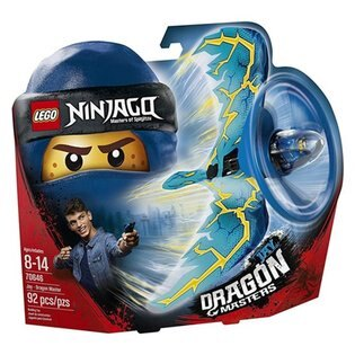 樂高積木LEGO《LT70646》2018年NINJAGO旋風忍者系列-阿光–閃電飛龍大師