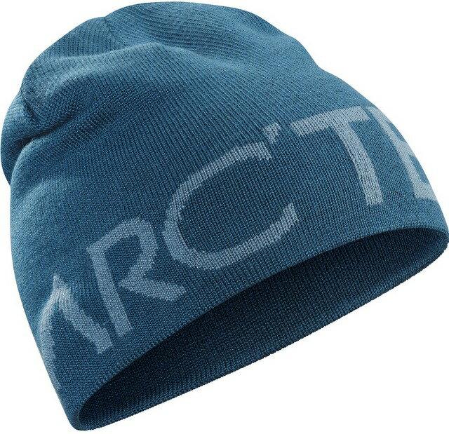 Arcteryx 始祖鳥 保暖帽/毛帽/滑雪/登山/旅遊/背包客 Word Head 雙面保暖帽 15221 藍色軍團