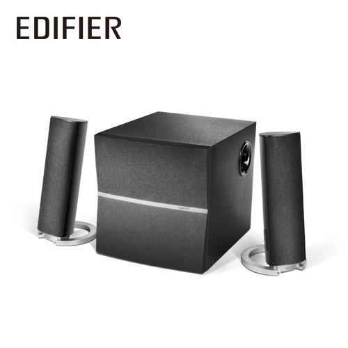 [喬傑數位]EDIFIER漫步者 M3280BT無線藍芽喇叭(二件式/黑色)