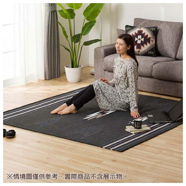 ★地毯 ORTEGA LN H 18 GY 200×240 NITORI宜得利家居 2