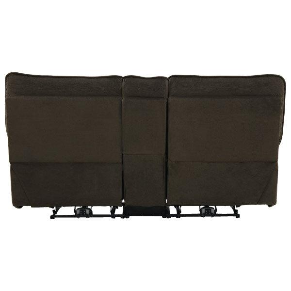 ◎布質2人用WIDE電動可躺式沙發 附茶几 HIT DBR NITORI宜得利家居 4