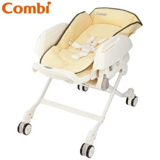 Combi 手動餐搖椅 (型號Letto ST / 銀杏黃)
