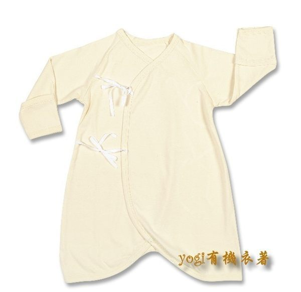 【有機衣著】YoGi有機棉連身衣有機棉嬰兒服