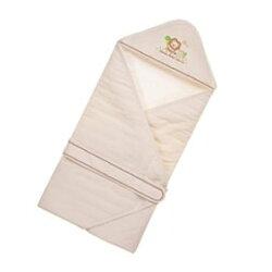 【淘氣寶寶】小獅王辛巴 Simba 有機棉嬰兒包巾 S5075