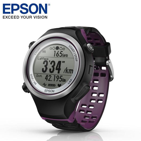 ★綠光能Outlet★福利品★ EPSON SF-810V Runsense 路跑教練GPS手錶