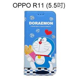 哆啦A夢皮套[麵包]OPPOR11(5.5吋)小叮噹【正版授權】
