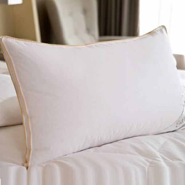 {fomico x 大洋羽毛公司} MIT 五星級的睡眠 立體經典羽絨枕