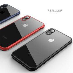Free Shop 蘋果 iPhone X/XS/XR/XS MAX/8/7 系列 Bravo極致完美高透防摔手機殼【QCMU30097】