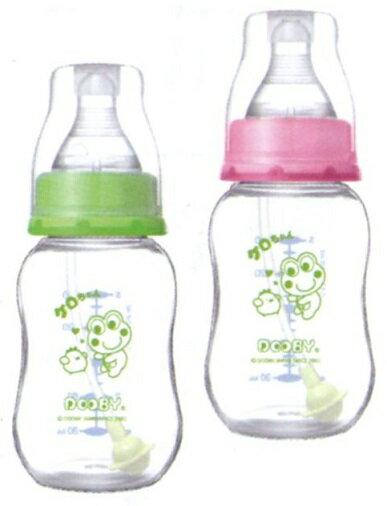 大眼蛙 PP葫蘆超乳感防脹自動奶瓶 150c.c.  320c.c. 兩色 ~  好康折扣