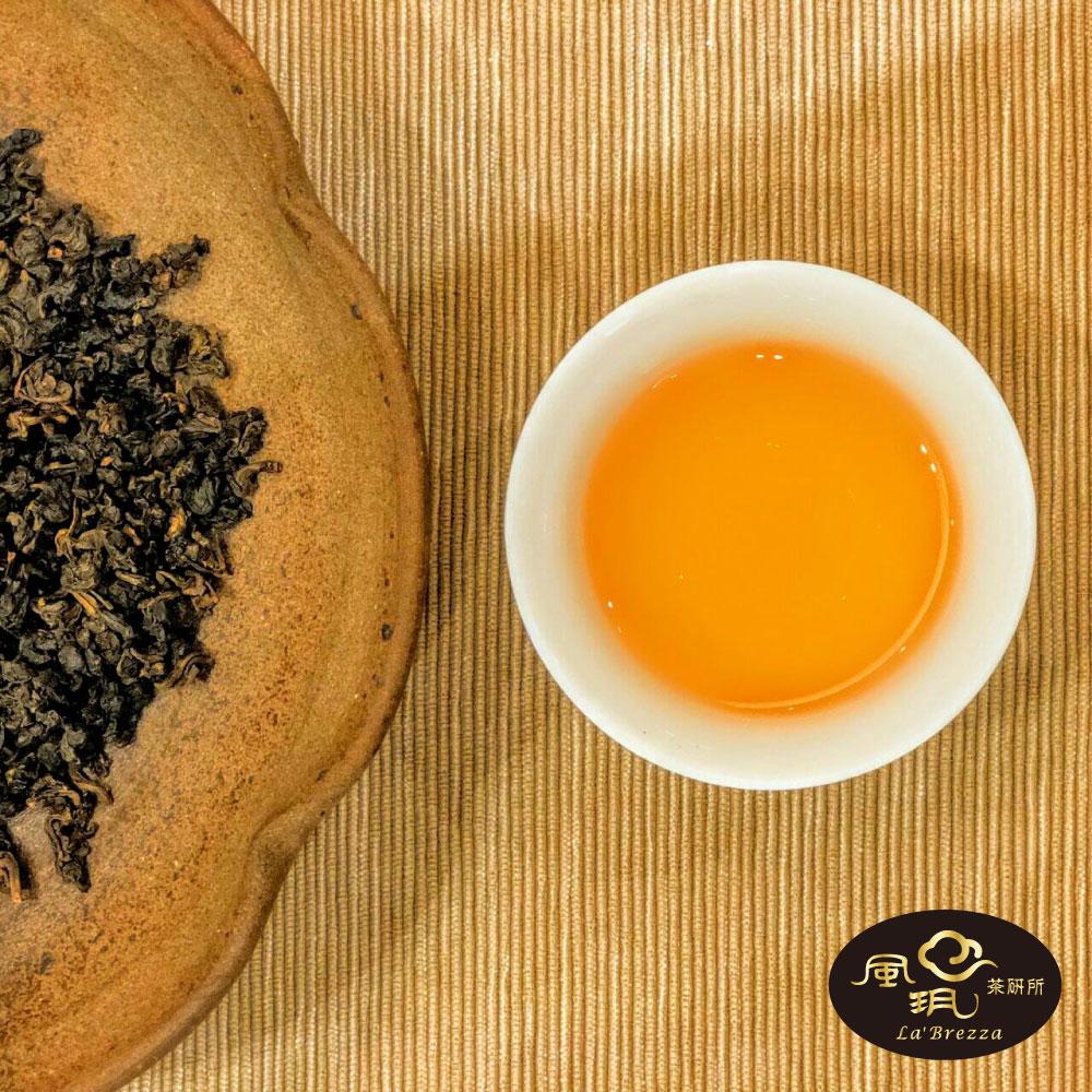 風玥茶研所│陳年傳統紅水烏龍茶 禮盒-盒裝300g 1