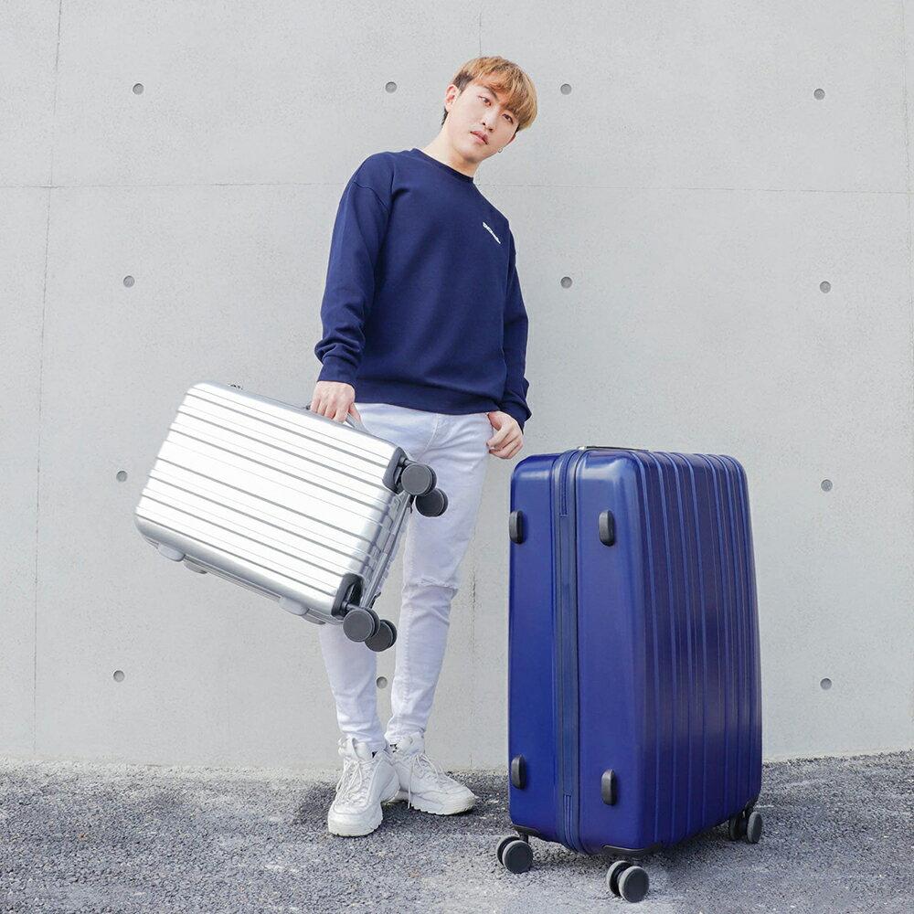 奧莉薇閣 20吋 移動城堡 PC輕量鏡面 登機箱 行李箱 登機箱