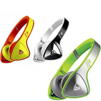 美國 MONSTER DNA ON-EAR 螢光色 耳罩式耳機,公司貨,附保卡,保固一年