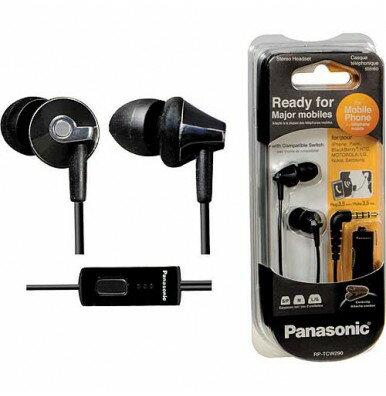 PANASONIC RP-TCW290 智慧型手機專用耳機麥克風