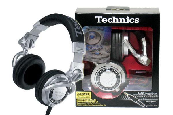 製Technics RP~DH1200 DJ耳罩式耳機  松下 貨 兩年