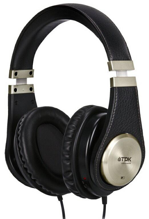 TDK ST-750 (ST750)內建耳擴,超高音質頭戴全罩式耳罩耳機,公司貨