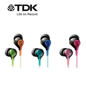 TDK CLEF-BEAM TH-BEC200 炫麗發光科技感耳機,公司貨