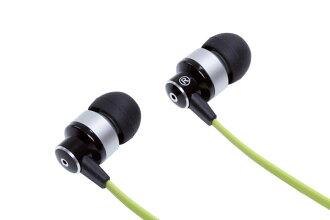 NuForce耳道式耳機 NE-600X (綠色),逢緯公司貨保固一年