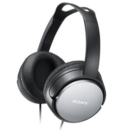 SONY MDR-XD150 (黑色) 重低音立體聲耳罩式耳機,公司貨,附保卡,保固一年