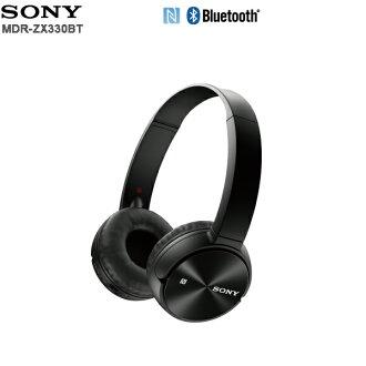 SONY MDR-ZX330BT (附收納袋) 無線藍牙耳罩式耳機.公司貨一年保固
