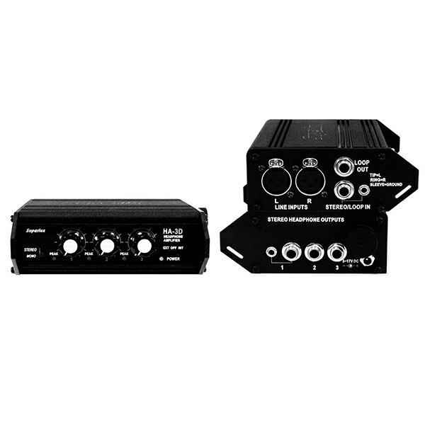 Superlux舒伯樂 HA3D 耳機擴大器,專推高阻抗耳機,公司貨,保固一年
