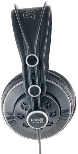 <br/><br/>  Superlux HD-681B/HD681B半開放式專業監聽耳罩式耳機,公司貨,原廠保固一年<br/><br/>