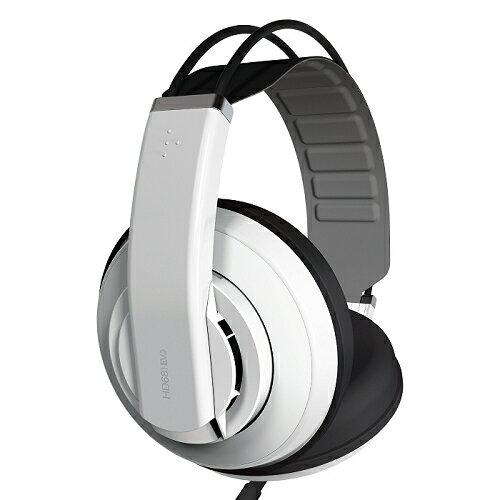 <br/><br/>  舒伯樂 Superlux 新款 HD681 EVO (白色) 專業監聽級全罩式耳機 (附絨毛耳罩) 公司貨,附保卡,保固一年<br/><br/>