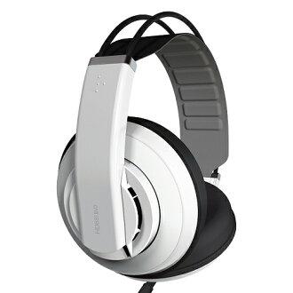 舒伯樂 Superlux 新款 HD681 EVO (白色) 專業監聽級全罩式耳機 (附絨毛耳罩) 公司貨,附保卡,保固一年