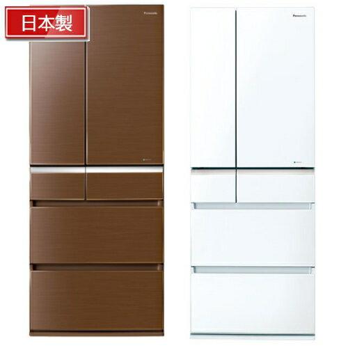 Panasonic國際牌555公升 ECONAVI六門變頻冰箱 NR~F561VG~T W